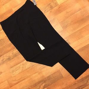 Worthington modern fit straight leg trousers